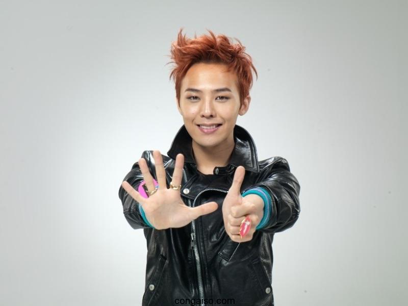 G-Dragon big bang