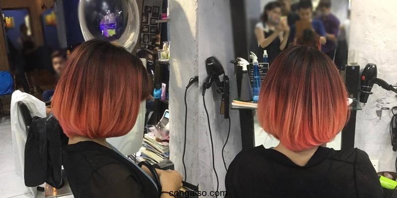 Nhuộm tóc ở đâu đẹp tại Sài Gòn? 1