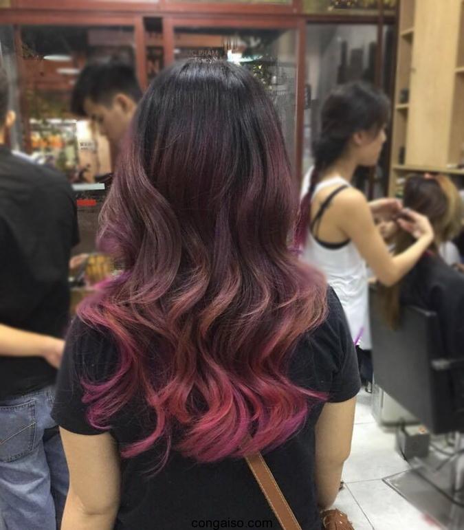 Nhuộm tóc ở đâu đẹp tại Sài Gòn? 2