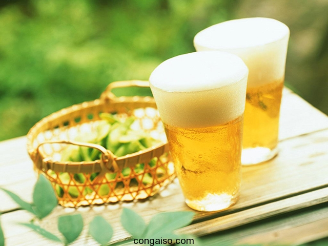 Rửa mặt bằng bia có tác dụng gì, có tốt cho da không? 2