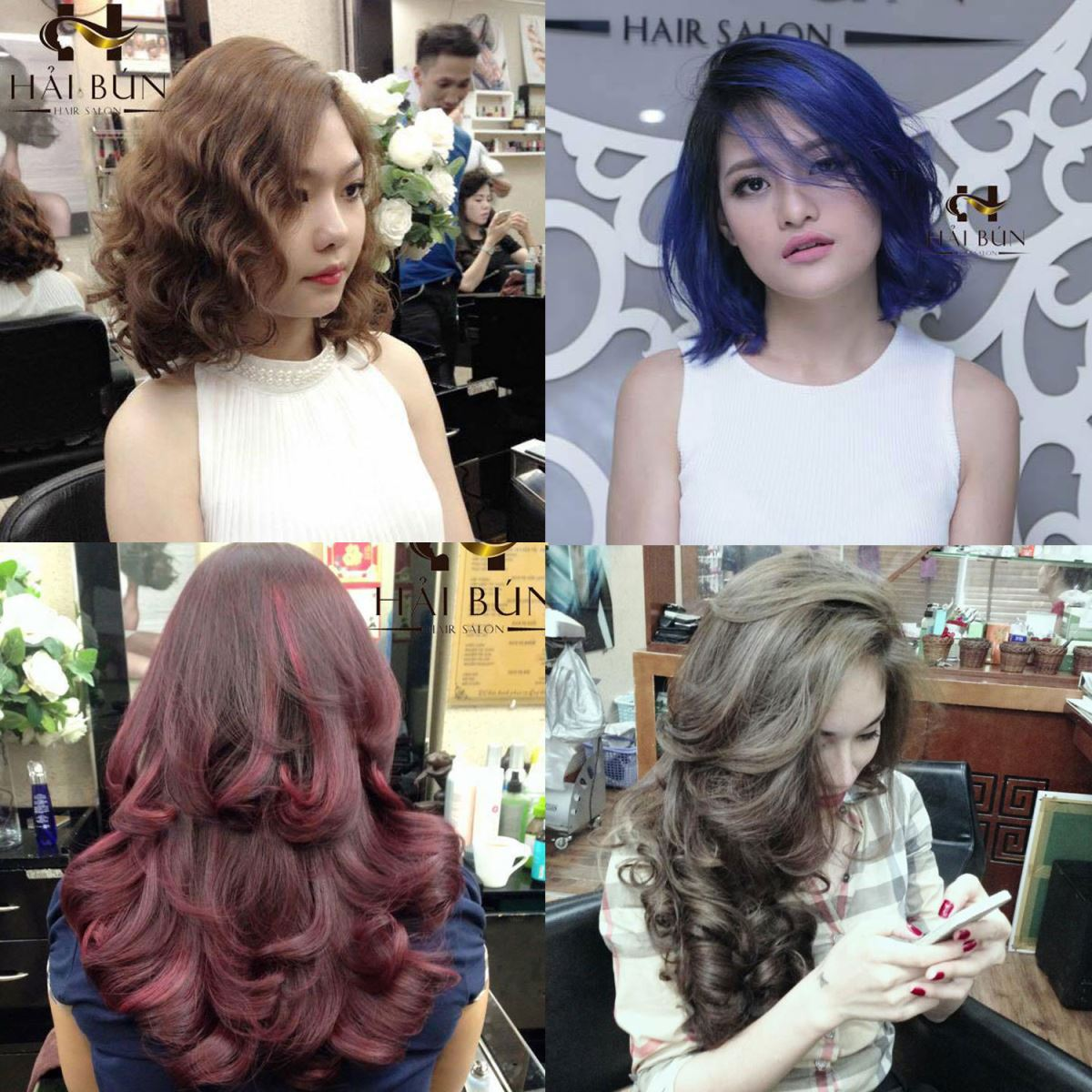 5 tiệm làm tóc đẹp ở Hà Nội được giới trẻ follow nhiều nhất facebook 2