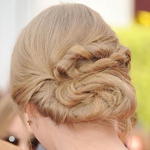 Các kiểu tóc búi đơn giản mà đẹp đi tiệc, đi lễ 2