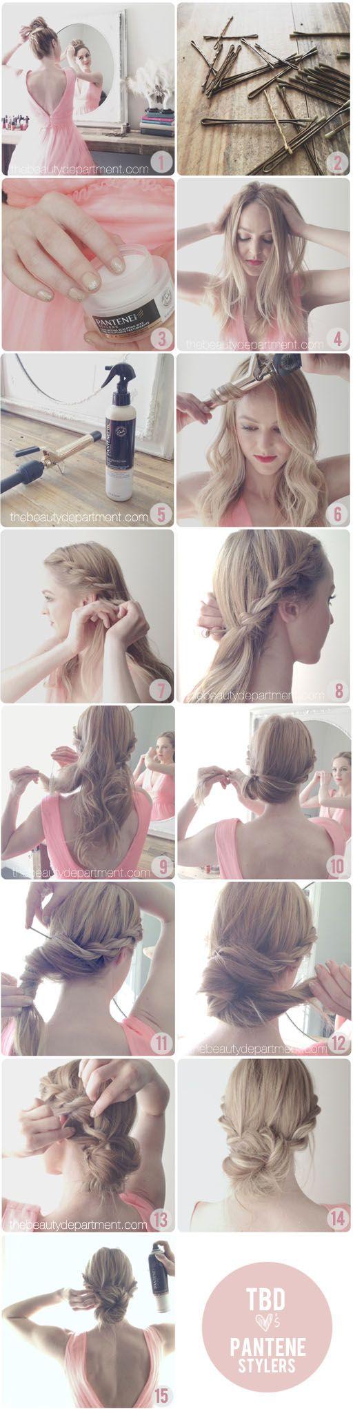 Top 10 cách búi tóc đẹp đơn giản bạn nên thử NGAY 13