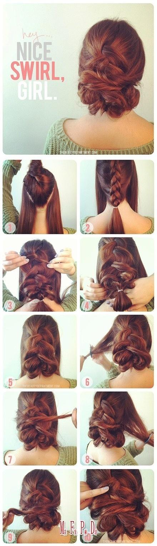 Top 10 cách búi tóc đẹp đơn giản bạn nên thử NGAY 16