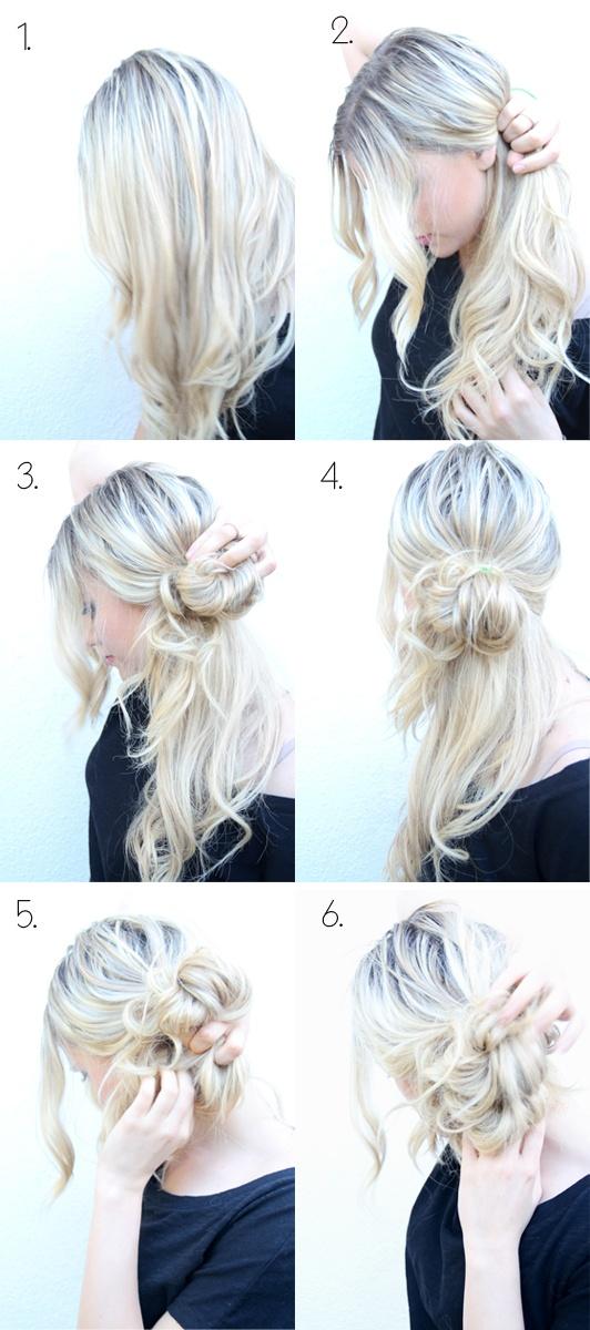 Top 10 cách búi tóc đẹp đơn giản bạn nên thử NGAY 18