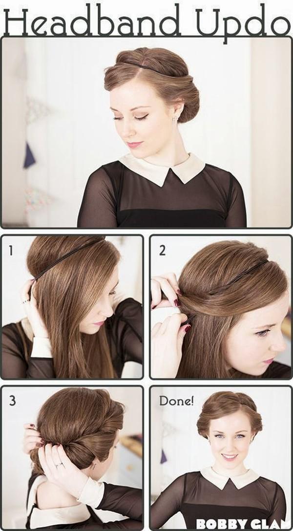 Top 10 cách búi tóc đẹp đơn giản bạn nên thử NGAY 3