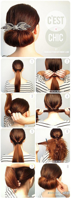 Top 10 cách búi tóc đẹp đơn giản bạn nên thử NGAY 8