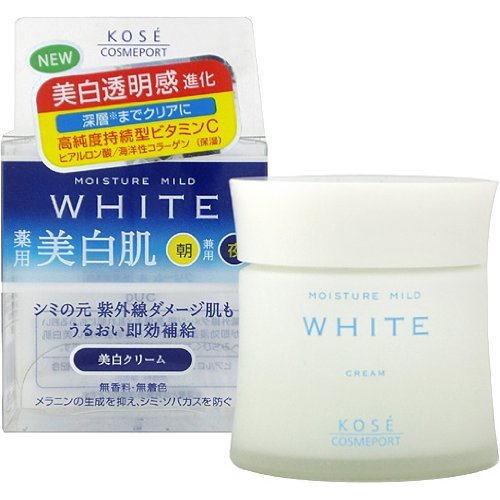 kem-duong-dem-kose-moisture-mild-cream-60g
