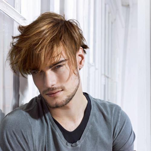 Kiểu tóc nam phù hợp với khuôn mặt dài và gầy 4