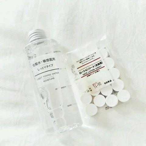 4 toner Nhật Bản dưỡng ẩm tốt, dịu nhẹ có thể làm lotion mask 3
