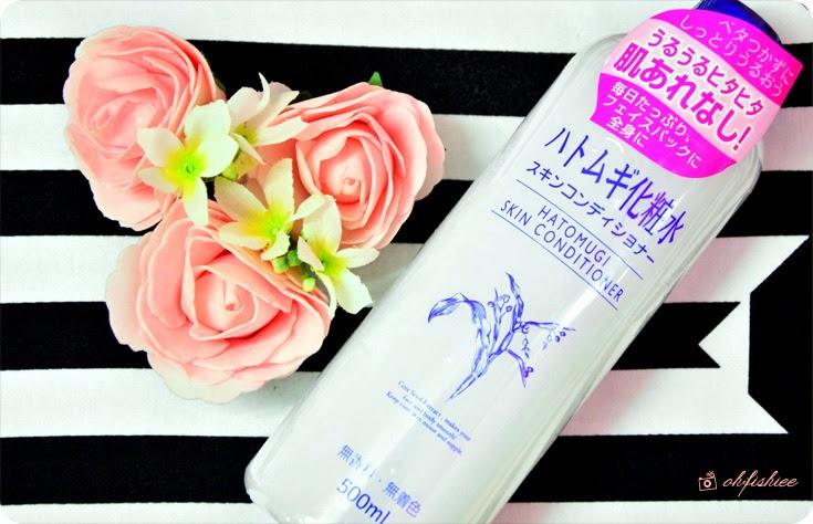 4 toner Nhật Bản dưỡng ẩm tốt, dịu nhẹ có thể làm lotion mask 5