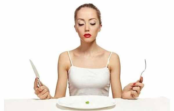 Loại bỏ chất béo ra khỏi cơ thể làm quá trình đổi chất chậm lại không tốt cho quá trình giảm cân