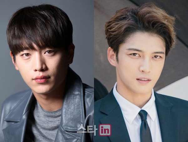Ca sĩ Jae Joong và Seo Kang Joon