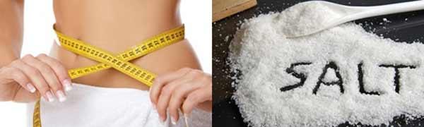 Phương pháp giảm mỡ bằng muối tuy đơn giản nhưng mang lại hiểu quả khá tốt