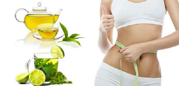 Các mẹo giảm cân bằng trà xanh