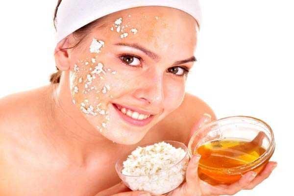 Cách làm mặt nạ yến mạch sữa chua giúp tẩy trắng da