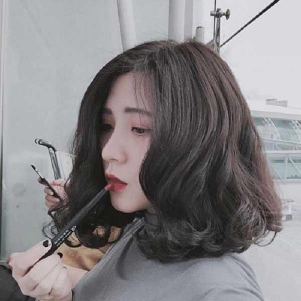 Sành điệu với mái tóc xoăn