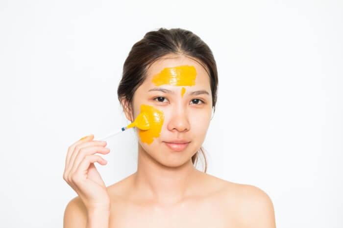 Không nên đắp mặt nạ nghệ quá thường xuyên