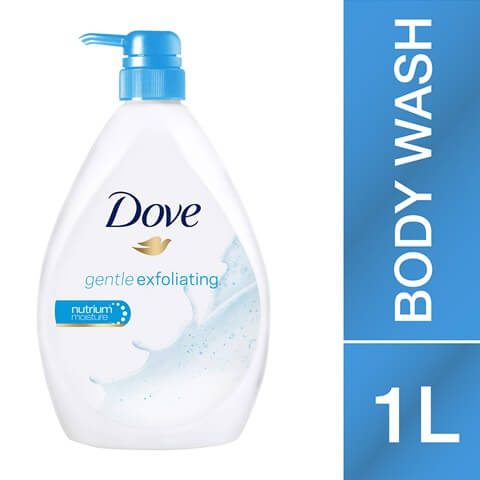 Dove Gentle Exfoliating