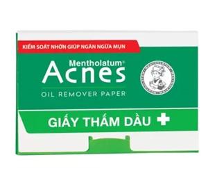 giay tham dau acnes