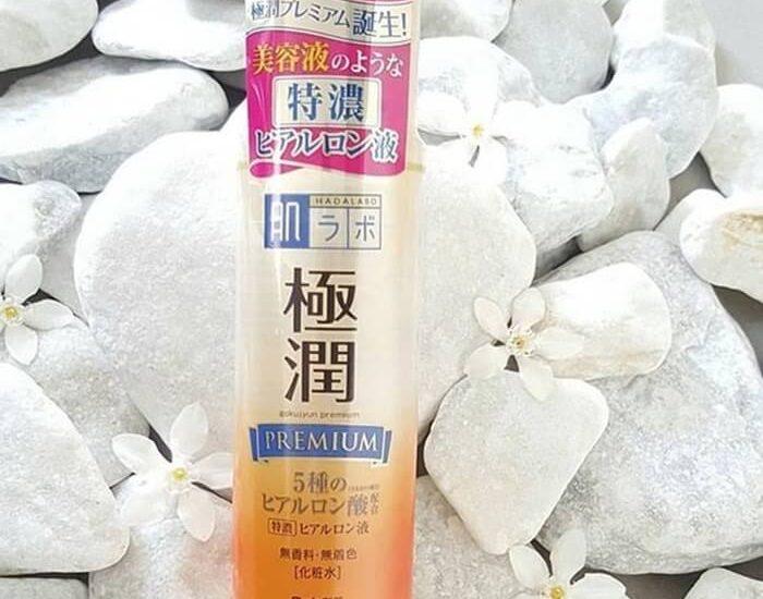 Hada Labo Gokujyun PREMIUM Hyaluronic Acid Super Moist