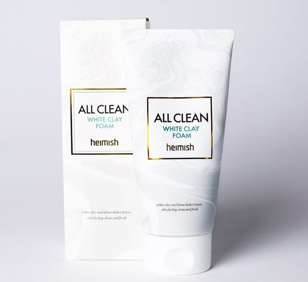 Heimish All White Clay Cleanser
