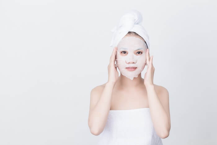 Không nên dùng mặt nạ giấy nhiều lần