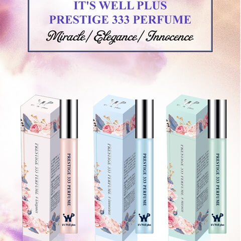 Nước hoa It's Well Plus Prestige 333 Perfume Elegance PP-E