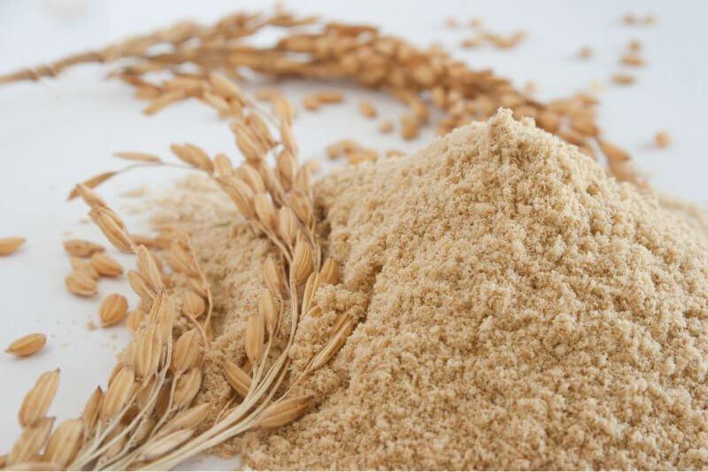 Cám gạo có nhiều dưỡng chất chăm sóc da