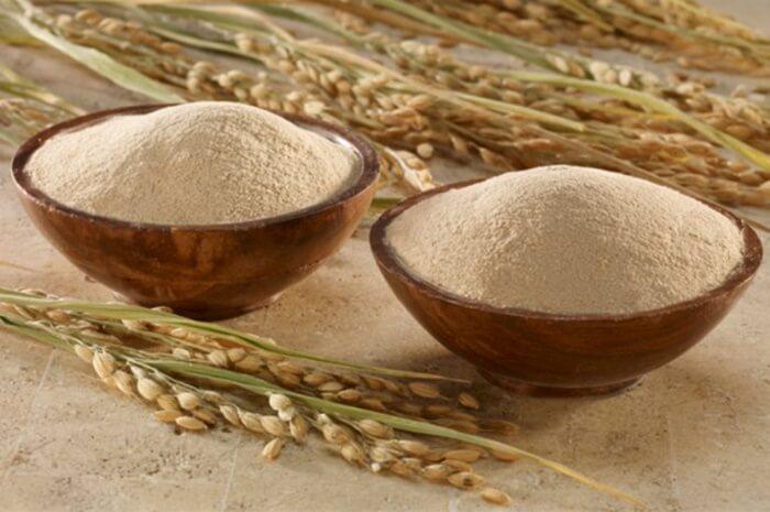 Rửa mặt bằng cám gạo vừa đơn giản lại hiệu quả