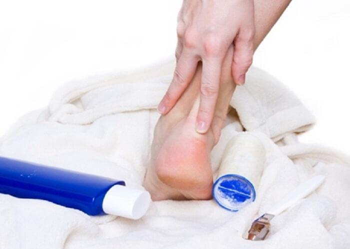 Bảo vệ gót chân