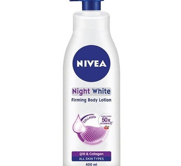 Nivea Night White Firming Body Lotion
