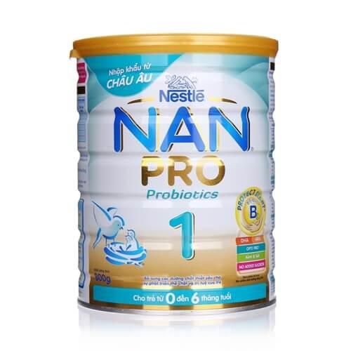 Sữa Nestle Nan