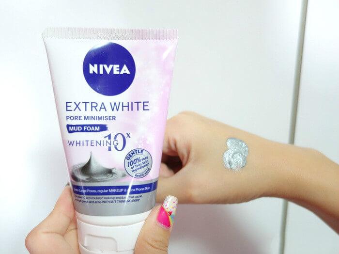 Các dòng sữa rửa mặt Nivea