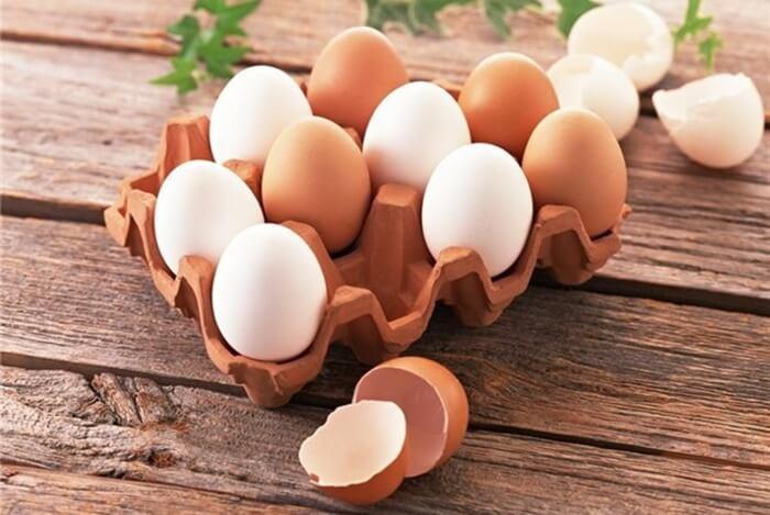 Bổ sung trứng gà