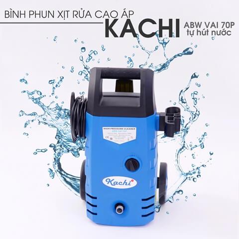 Máy phun xịt rửa cao áp Kachi ABW-VAI-70P