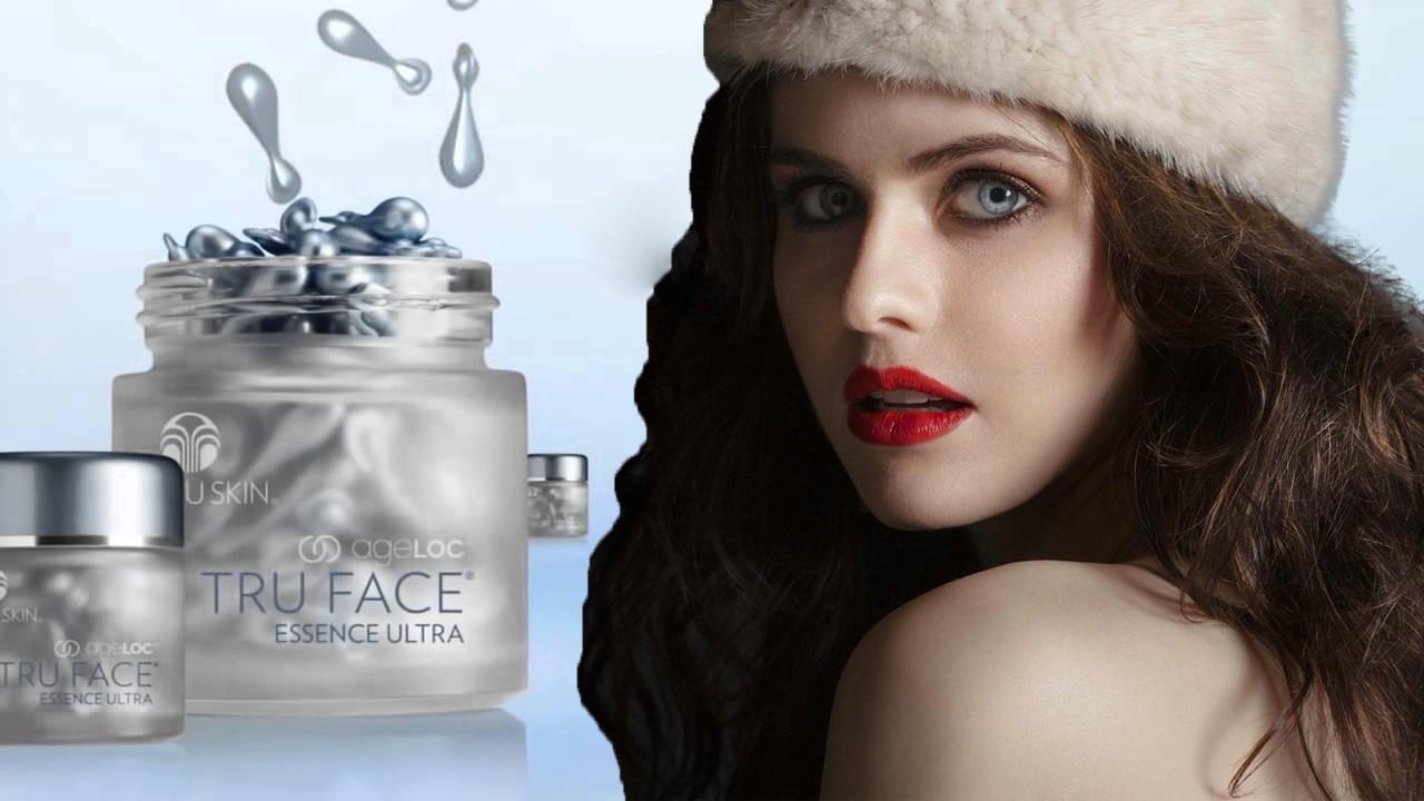 Viên tinh Chất Tạo Độ Săn Chắc AgeLoc Tru Face Essence Ultra Nuskin (60 viên) 3