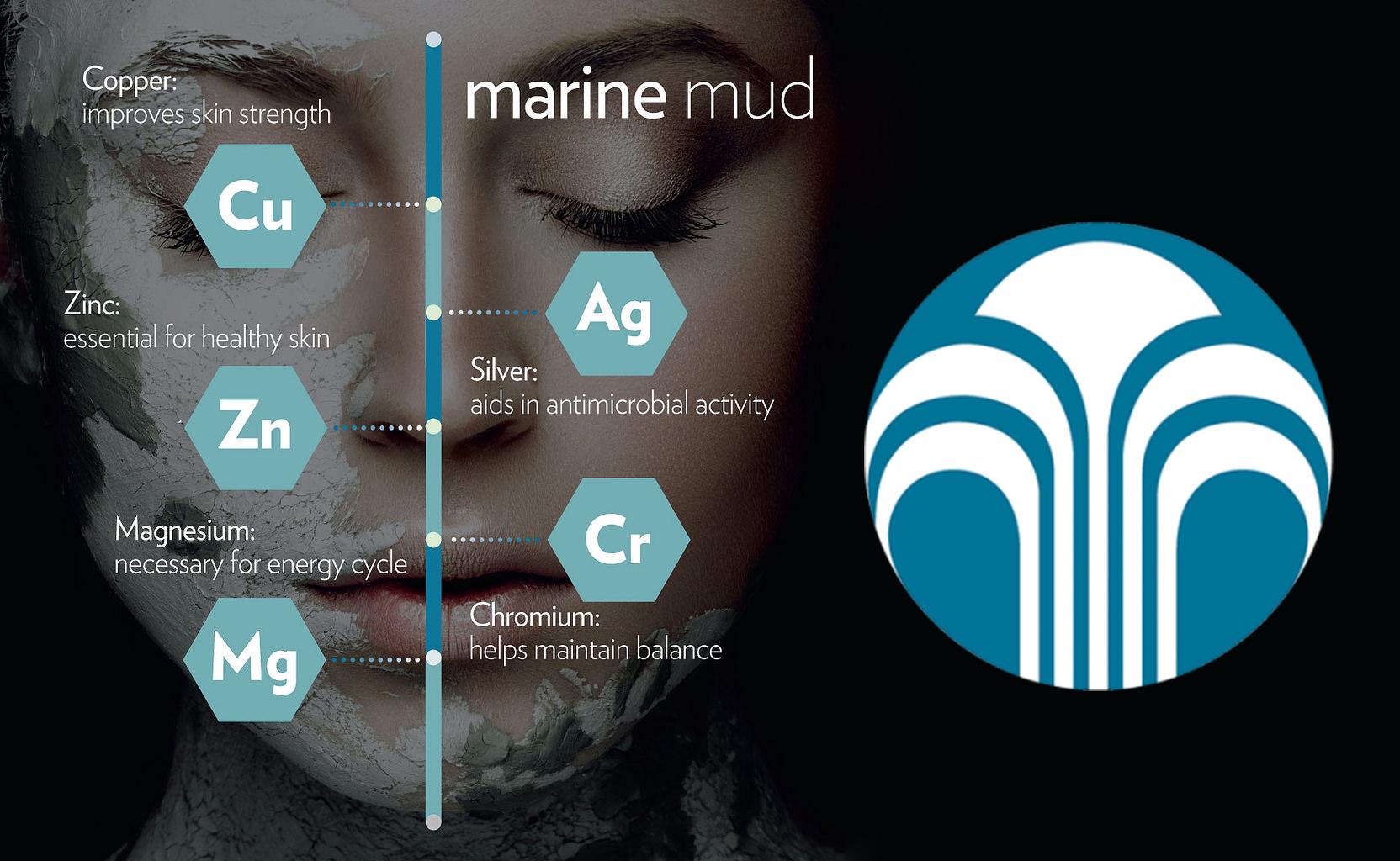 Mặt nạ bùn biển tự nhiên Epoch Glacial Marine Mud 5