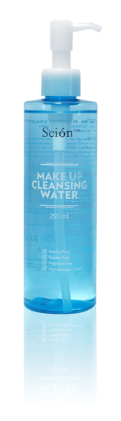 Nước tẩy trang Scion Make Up Cleansing Water - giữ lại dấu ấn thanh xuân 1