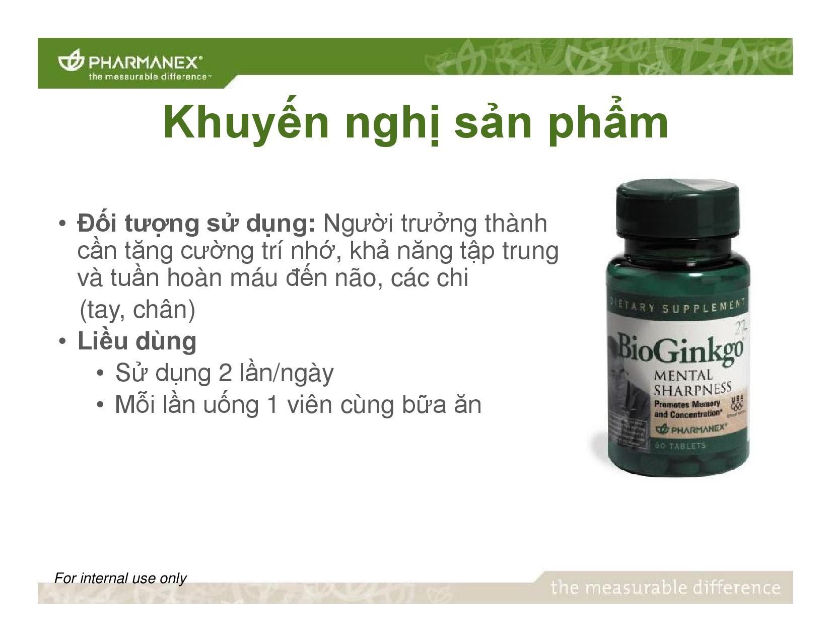 Thực phẩm bảo vệ sức khỏe BIOGINKGO 5