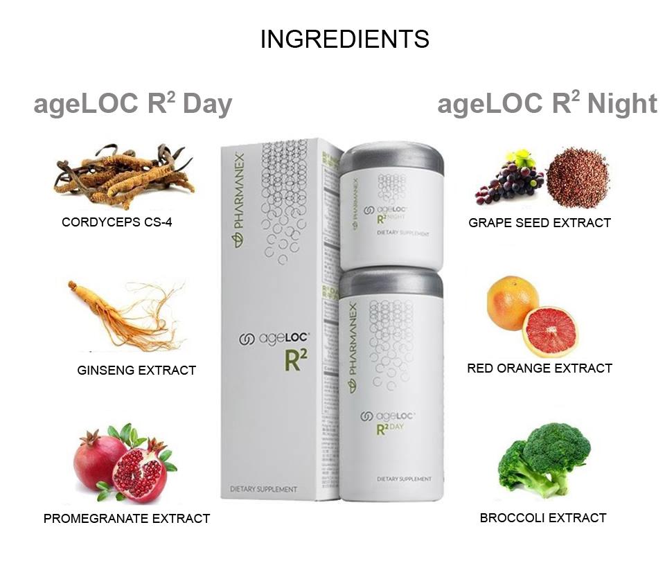 Thực phẩm bảo vệ sức khỏe Ageloc R2 (6 hộp) 3