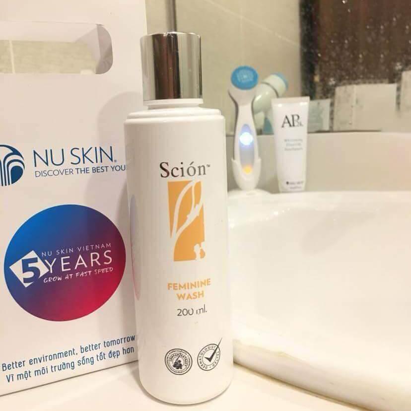 Dung dịch vệ sinh Scion Feminine Wash 200 ml 4