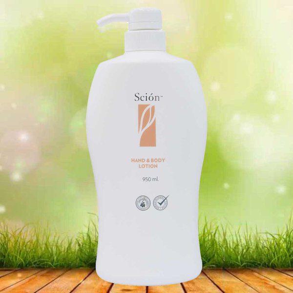 Sữa dưỡng thể Scion Hand & Body Lotion 950ml 1