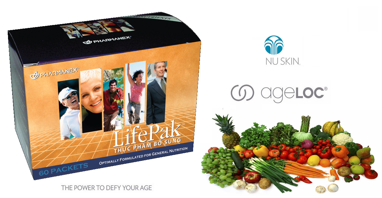 Thực phẩm bảo vệ sức khỏe LifePak® 2