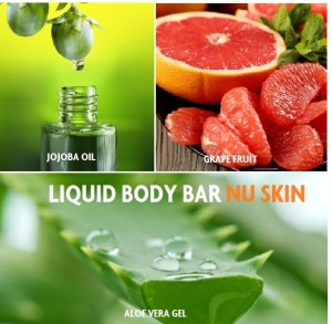 Sữa Tắm Liquid Body Bar 250ml 7