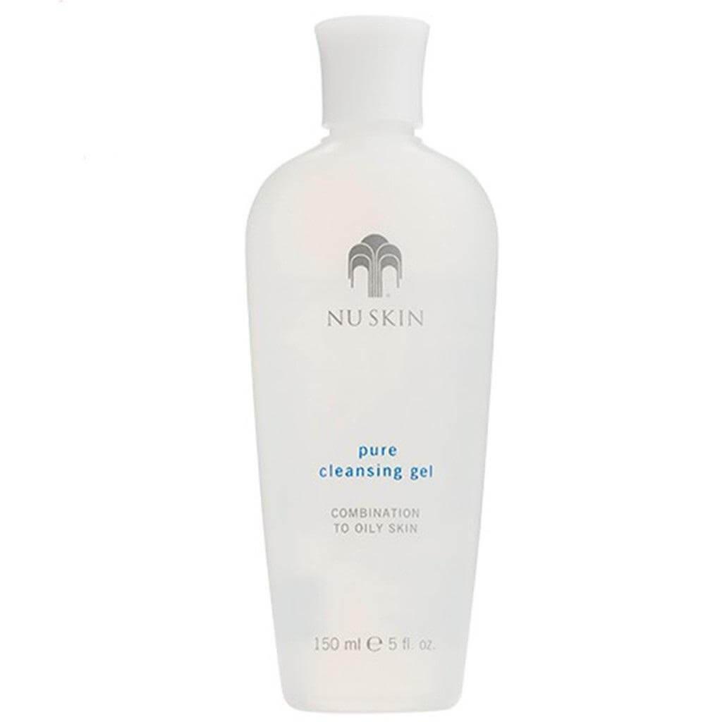 Sữa rửa mặt dành cho da dầu và da hỗn hợp Nuskin Pure Cleansing Gel 2