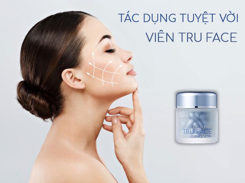 Viên tinh Chất Tạo Độ Săn Chắc AgeLoc Tru Face Essence Ultra Nuskin (60 viên) 5