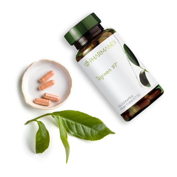 Thực phẩm chức năng Tegreen 97® (120 viên) 1