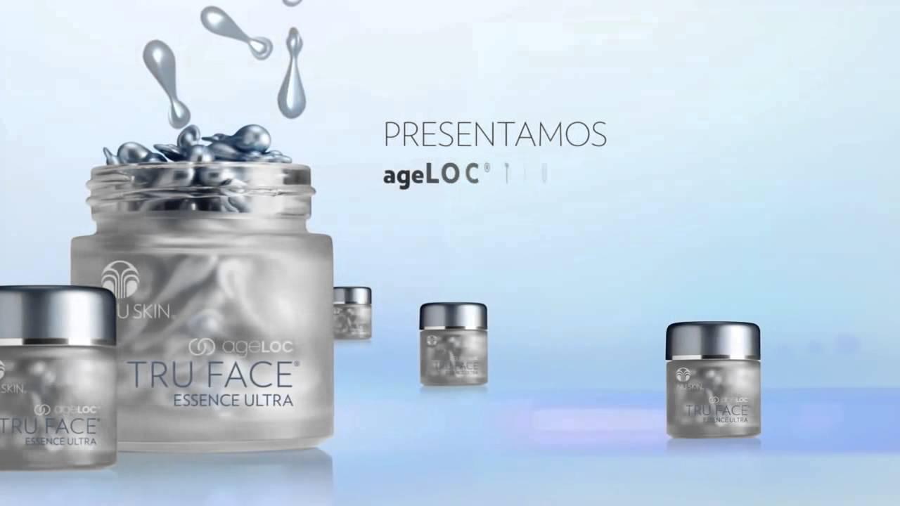 Viên tinh Chất Tạo Độ Săn Chắc AgeLoc Tru Face Essence Ultra Nuskin (60 viên) 2