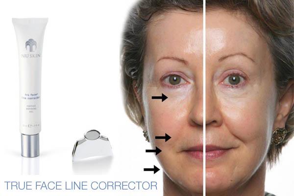 Kem làm mờ nếp nhăn Tru Face Line Corrector 4